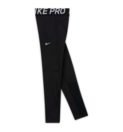 Mallas Largas Fitness_Niña_Nike Pro