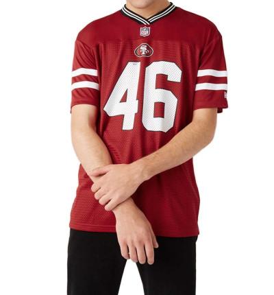 Camiseta M/c Casual_Hombre_NEW ERA Nos Nfl Logo Oversized Tee Saf49