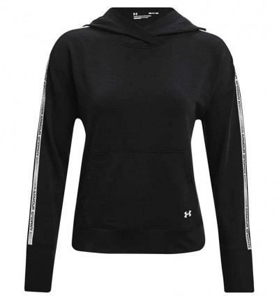 Hoodie Sudadera Capucha Fitness_Mujer_UNDER ARMOUR Women´s Ua Rival Terry Taped