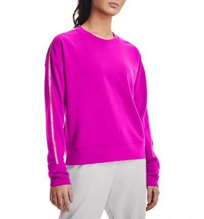 Sudadera Fitness_Mujer_UNDER ARMOUR Women´s Ua Rival Terry Taped