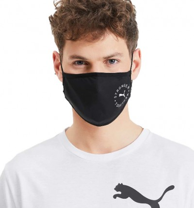 Mascarillas Casual_Unisex_Puma Face Mask Set Of 2 2.0