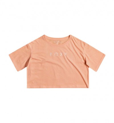 Camiseta M/c Casual_Niña_ROXY Bali Memory