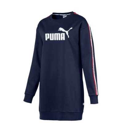 Vestido Casual PUMA Tape Dress Fl