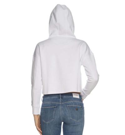Hoodie Sudadera Capucha Casual_Mujer_GUESS Hooded Sweatshirt