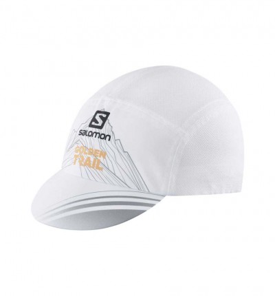 Gorra Trail_Unisex_SALOMON Logo Cap Golden Trail