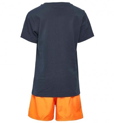 Conjunto - Short & Shirt Casual_Niño_CHAMPION Set