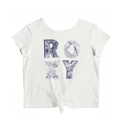 Camiseta M/c Casual ROXY Sunshineleaves G Tees
