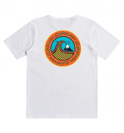 Camiseta M/c Casual_Niño_QUIKSILVER Electric Roots Ss Yth