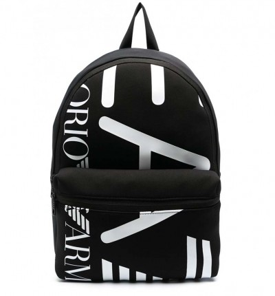 Mochila Casual_Hombre_ARMANI EA7 Train Logo Series M Backpack