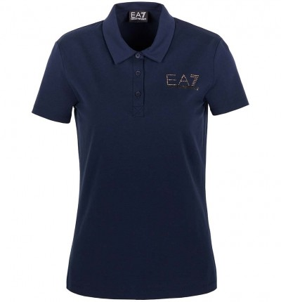 Polo Casual_Mujer_ARMANI EA7 Train Evolution W Polo