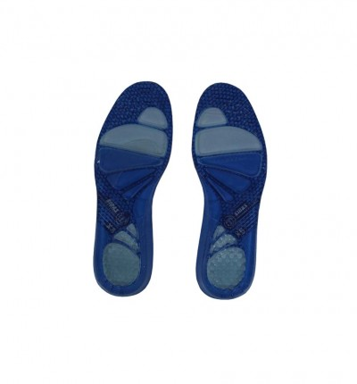 Plantillas anatómicas Fitness_Unisex_ZEIBE Essencial Insoles Cushioning Gel