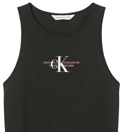 Vestido Casual_Mujer_CALVIN KLEIN Urban Logo Tank Dress