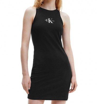 Vestido Casual_Mujer_CALVIN KLEIN Monogram Tank Dress