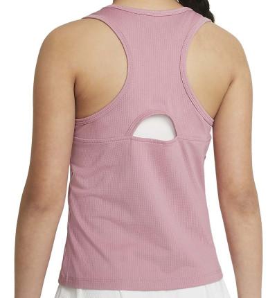 Camiseta De Tirantes Tenis_Niña_Nikecourt Dri-fit Victory