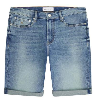 Pantalón Corto Casual_Hombre_CALVIN KLEIN Slim Short