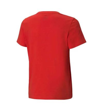 Camiseta M/c Casual_Niño_PUMA Alpha Graphic Tee B