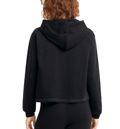 Hoodie Sudadera Capucha Casual_Mujer_PUMA Amplified Cropped Hoodie Tr