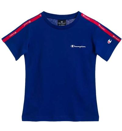 Camiseta M/c Casual_Niño_CHAMPION Camiseta