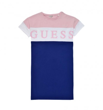 Vestido Casual_Niña_GUESS 3/4 Sleeves Dress