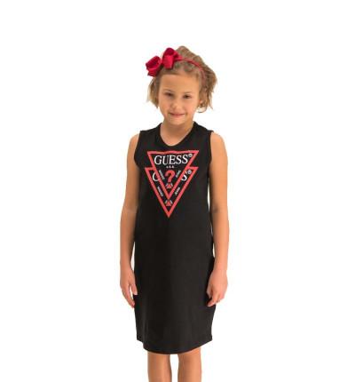 Vestido Casual_Niña_GUESS Sl Dress Core