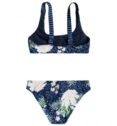 Bikini Baño_Niña_ROXY Heaven Wave Bralette Set