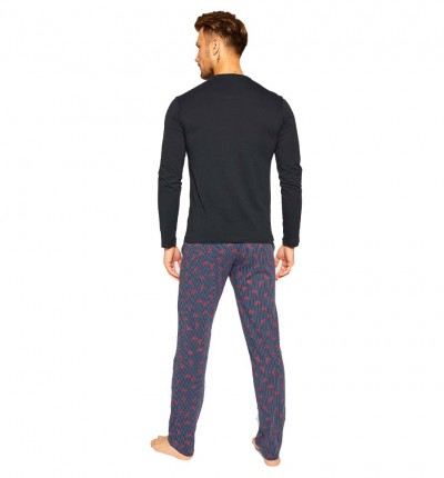 Pijama M/L Casual_Hombre_ARMANI EA7 Knit Pyjamas