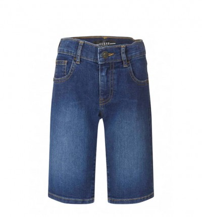 Short Casual_Niño_GUESS Denim Shorts Core