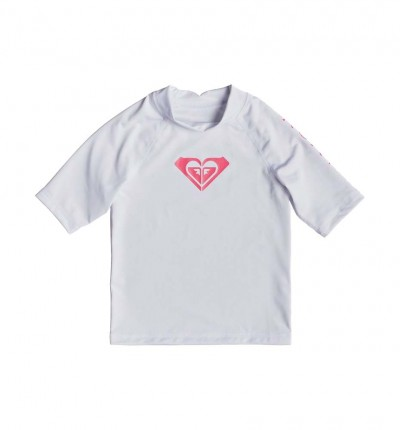 Camiseta M/c Baño_Niña_ROXY Whole Hearted Ss