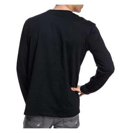 Camiseta M/l Casual QUIKSILVER Sketchmemberls M Tees