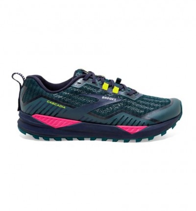 Zapatillas Trail_Mujer_BROOKS Cascadia 15 W