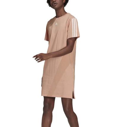 Vestido Casual_Mujer_ADIDAS W Dk 3s Dre