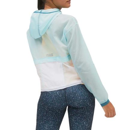 Cortavientos Running_Mujer_NEW BALANCE Printed Impact Run Light Pack Ja