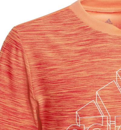 Camiseta M/c_Niño_ADIDAS B A.r Htr Tee
