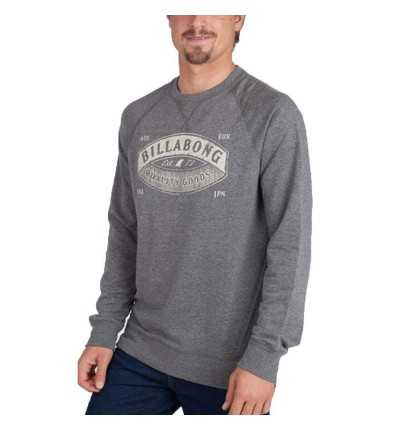 Sudadera Casual BILLABONG Guardiant Crew