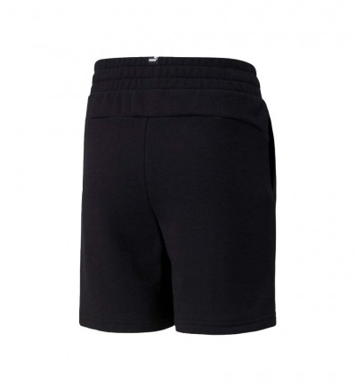 Short Casual_Niño_PUMA Amplified Big Logo Shorts Tr B