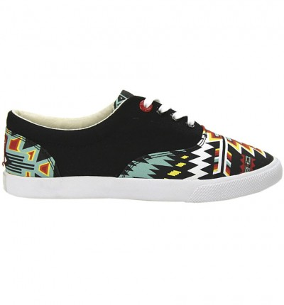 Laces Canvas_Mujer_BUCKETFEET Archer
