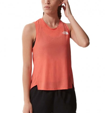 Camiseta Sin Mangas Running_Mujer_THE NORTH FACE W Up With The Sun Tank