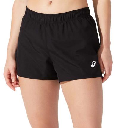 Short Running_Mujer_ASICS Core 4in Short