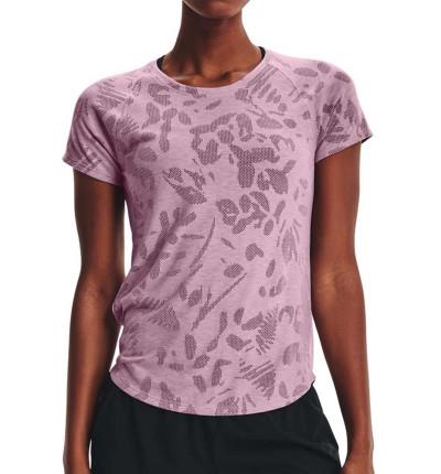 Camiseta M/c Running_Mujer_UNDER ARMOUR Ua Streaker Forest Short Sleeve