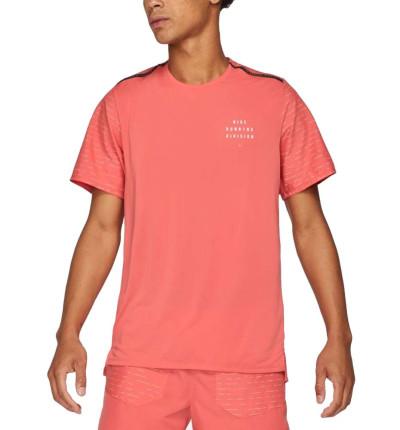 Camiseta M/c Running_Hombre_Nike Dri-fit Rise 365 Run
