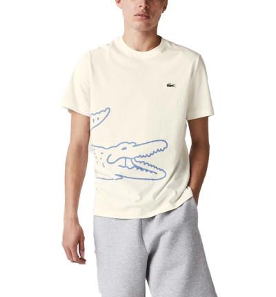 Camiseta M/c Casual_Hombre_LACOSTE Tee-shirt