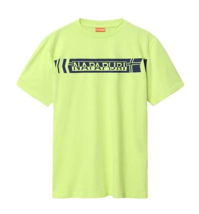 Camiseta M/c Casual_Hombre_NAPAPIJRI Segy Ss