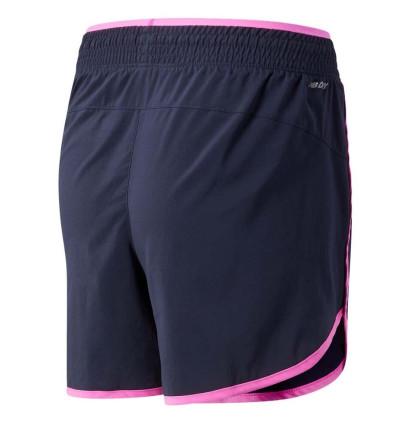 Short Running_Mujer_NEW BALANCE Accelerate Short 5 In