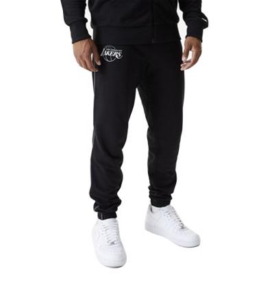 Pantalones Casual_Hombre_NEW ERA NBA Los Ángeles Lakers Black