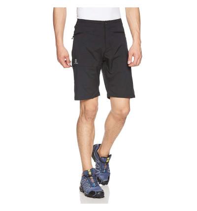 Pantalón Corto Trail_Hombre_SALOMON Outspeed Short M Black