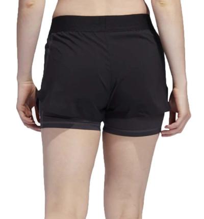 Short Fitness_Mujer_ADIDAS Ask 2in1 Short