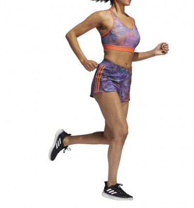 Short Fitness_Mujer_ADIDAS 3s Wvn Flwr Sho