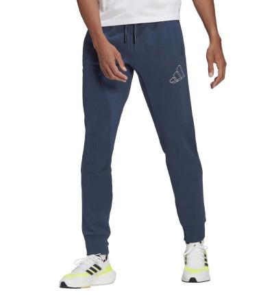 Pantalón Chándal Casual_Hombre_adidas Sportswear Graphic