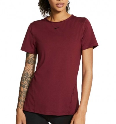 Camiseta M/c Fitness_Mujer_NIKE 365 Top Ss Essential