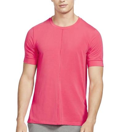 Camiseta M/c Fitness_Hombre_Nike Yoga Dri-fit